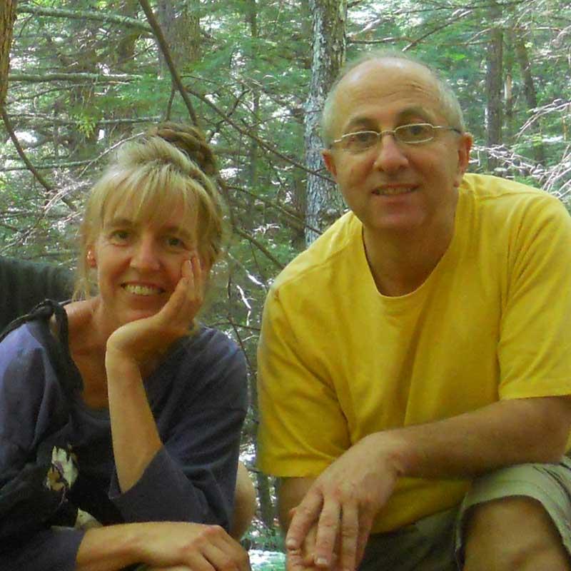 katja Esser and Leon Chaban